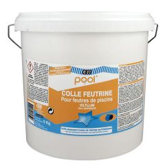 Colle feutrine piscine POOL seau 5 kg