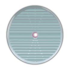 Ventilateur-Hélice pour fenêtre Ø160 - First Plast
