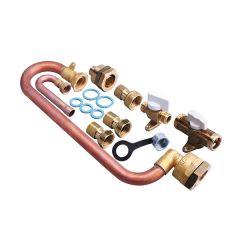 Kit GAZ naturel raccordement en Polyéthylène
