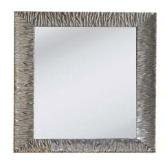 Miroir rétro silver Retro Parigi - Ondyna MP10019