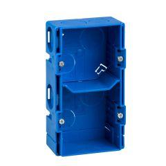 Boîte à sceller Modulo - 2 postes - profondeur 50 mm - ALB71303