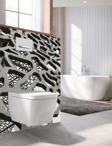 Panneau mural Decofast - Artiste - pour habillage Bâti-support - 1500 x 1200 x 3 mm - Mucem - Lazer