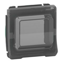 Mureva Styl - Adaptateur pour appareillage 45X45mm - blanc - IP55