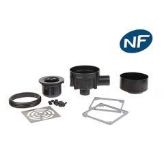 Siphon de sol Rotaflux NF sortie verticale - Lazer