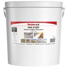 Barrière coupe-feu pour la réalisation de joints de constructions et d'assemblages - en seau - FFB-ES blanc