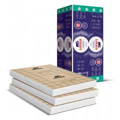 6 paquets de 6 panneaux laine de verre PURE 32 PP revêtu kraft - Ep. 101mm - 29,16m² - R 3.15