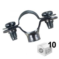 10 Colliers de fixation Atlas simple - DISPONIBLE en 6 MODÈLES - FISCHER