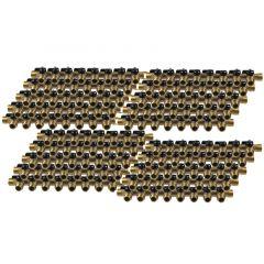 """Lot de 20 Collecteurs mini-vanne M/F 3/4"""" (20/27) - 1/2"""" (15/21)  - 8 piquages M 1/2"""" (15/21)"""
