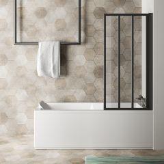 Paroi de baignoire Loft Screen  H 140 x L 71 cm - Atelier du Bain
