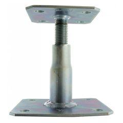 Pied de poteau réglable APB100/150