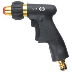 Pistolet arrosage Multi-jets réglable