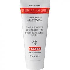Crème 200 ml pour évier inox lisse, Inox-DEKOR ou Microdekor - Franke