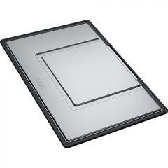 Égouttoir amovible inox - 298 x 412 x 17 mm - Franke