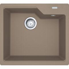 Évier de cuisine Urbis Fragranit+ UBG610-56 - 560 x 500 x 230 mm - Oyster - Sous-meuble 60 cm - Franke