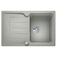 Évier de cuisine Classic Neo 45S - Gris perle - sous-meuble 45 cm - L 780 x l 510 x P 190 mm - Blanco