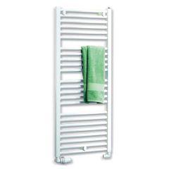 Sèche-serviettes eau chaude acier TAHITI avec soufflant Speed'Air - Disponible en 8 puissances