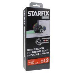 """Sortie de cloison STARFIX PER Ø12 Raccord à Compression - Femelle 1/2"""" (15/21) pour robinet"""