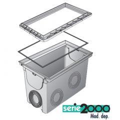 CADRE - 400x500 - GRIS