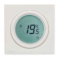 Thermostat d'ambiance electronique filaire RET2001 - piles - Danfoss