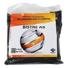 BISTRE A9 Produit d'entretien de cheminée - Sachet 450g