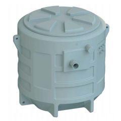 Station de relevage à enterrer 1 pompe Sanifos 610 spécial eaux pluviales - monophasée bicanale - SFA