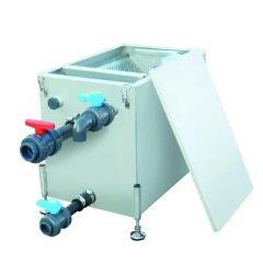 Séparateur de graisse SANIGREASE T 100 pour plonge de cuisine restaurant - SFA