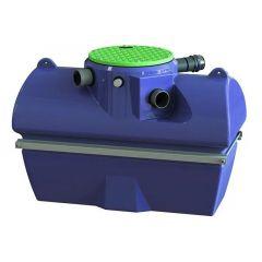 Séparateur de graisse SANIGREASE S 1600C pour cuisines collectives - SFA