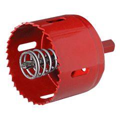 Scie cloche 67mm avec ressort pour cloison sèche - ALB69895