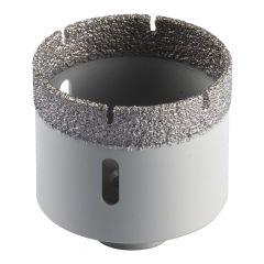 Scie cloche diamant M14 DK 600 F - perçage à sec - Klingspor