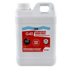 STOPLEAK Colmateur micro fuites GEB G40 - Bidon 2L