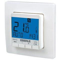 Thermostat digital PCBT semi-encastré hebdomadaire - Alimentation 230V