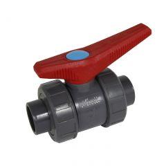 Vanne à bille H2O en PVC à coller
