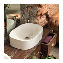 Vasque céramique Wild 60 cm à poser Cristina Ondyna