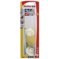 Kit de fixation pour lavabo 8x110mm - Fischer