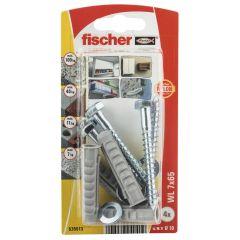Kit de fixation pour chauffe-eau 12x60mm - Fischer