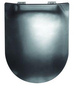 Abattant WC Wood Slim Canon de Fusil - descente manuelle et déclipsable - Olfa