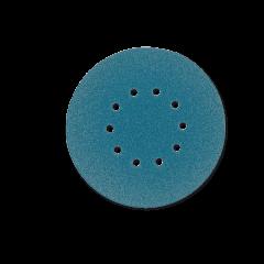 Paquet de 12 abrasifs ZIRCOFLEX perforé Ø225mm - grain 60 - pour Giraffe - Flex