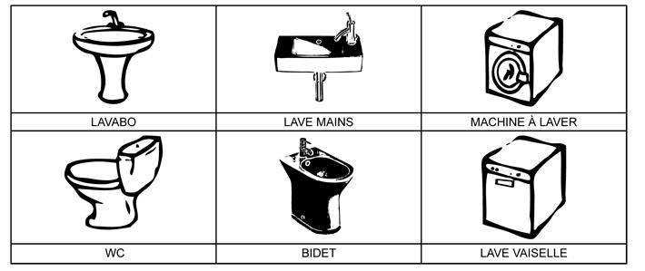 Blog quel diam tre de tube per pour quel appareil - Lave linge dans salle de bain norme ...