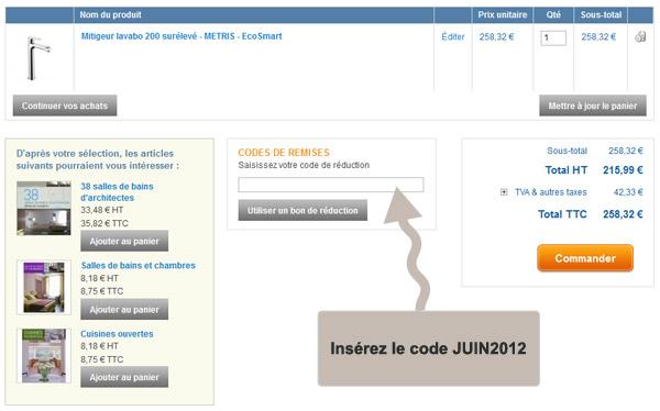 -5% sur votre commande JUIN2012 ANJOU CONNECTIQUE