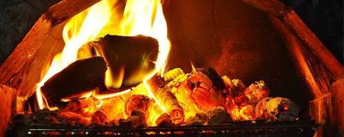 Nos produits pour cheminées et poêles