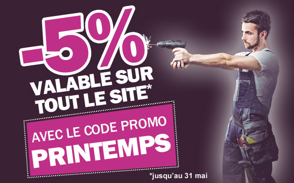 Code promotion printemps anjou connectique