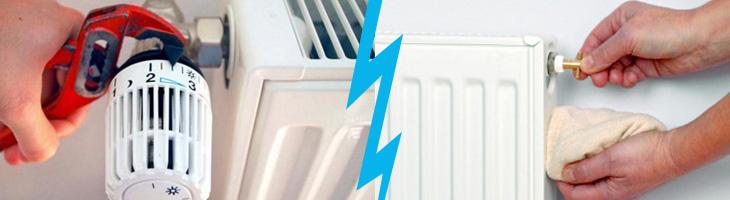 maintenance des radiateurs