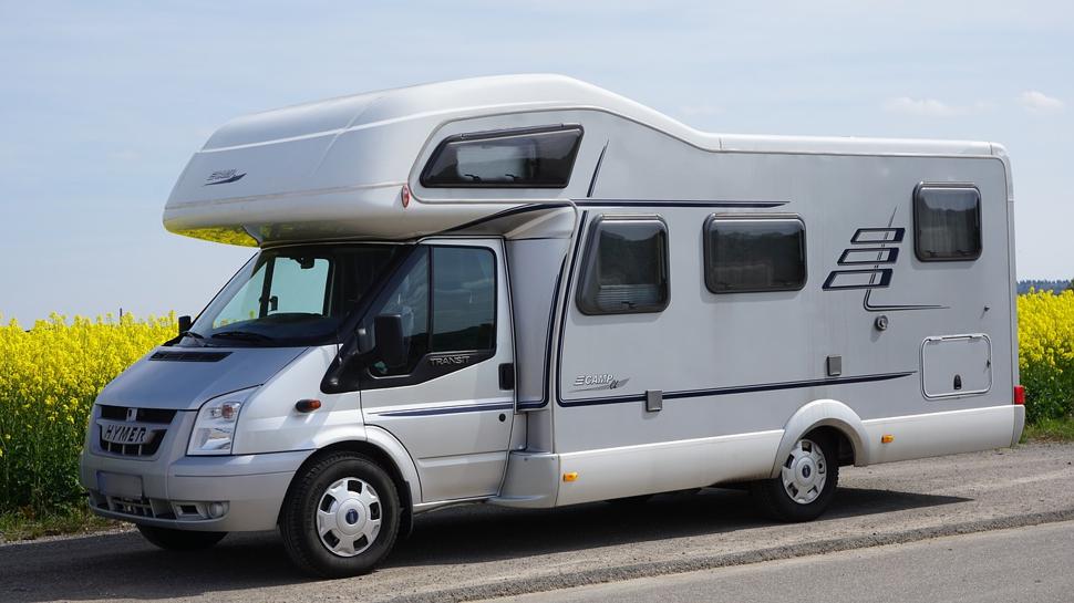 Camping-car, équipement gaz
