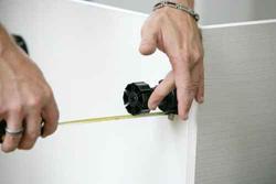 mettre à niveau meuble sous-évier
