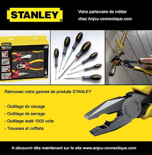 Outillage STANLEY