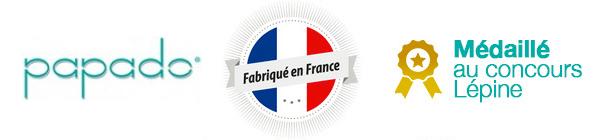 PAPADO fabrication française