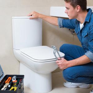 Poser nouveau WC