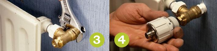 blog comment installer un robinet thermostatique. Black Bedroom Furniture Sets. Home Design Ideas