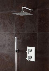 Douche encastrée
