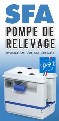 Pompe relevage SFA